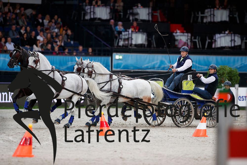 Timmermann, Theo (NED) <br /> Stuttgart - German Masters 2016<br /> © www.sportfotos-lafrentz.de