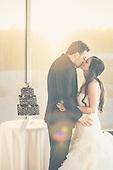 Tatum + Frazer married