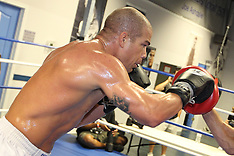 August 3, 2011: UFC 133 Fighter Workouts