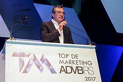Top de Marketing ADVB 2017 ocorrido no teatro Bourbon Country. Na foto o Presidente da ADVB RS, Sérgio Maia. FOTO: Marcos Nagelstein/Agência Preview
