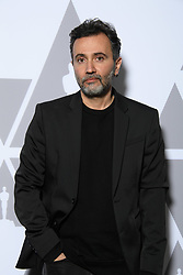 """Talal Derki of the Oscar® nominated documentary feature """"Of Fathers and Sons"""" prior to the Academy of Motion Picture Arts and Sciences' """"Oscar Week: Documentaries"""" event on Tuesday, February 19, 2019 at the Samuel Goldwyn Theater in Beverly Hills. The Oscars® will be presented on Sunday, February 24, 2019, at the Dolby Theatre® in Hollywood, CA and televised live by the ABC Television Network."""
