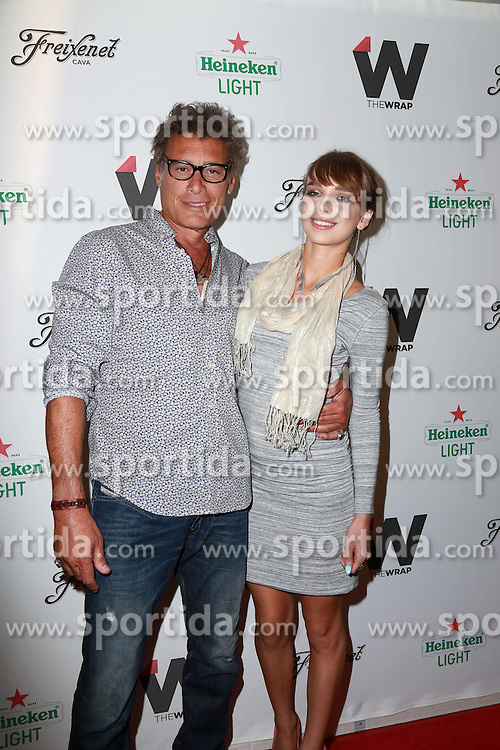 Steven Bauer, Lyda Loudon, at TheWrap's 2nd Annual Emmy Party, The London, West Hollywood, CA 06-11-15. EXPA Pictures &copy; 2015, PhotoCredit: EXPA/ Photoshot/ Martin Sloan<br /> <br /> *****ATTENTION - for AUT, SLO, CRO, SRB, BIH, MAZ only*****