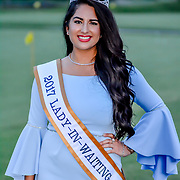 2017 Lady -In- Waiting Ariana Martell, Sun Bowl Associaton Sun Court Coronation, El Paso Country Club, El Paso Tx July 28, 2017