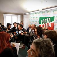 Inaugurazione della nuova sede di Forza Italia a Torino