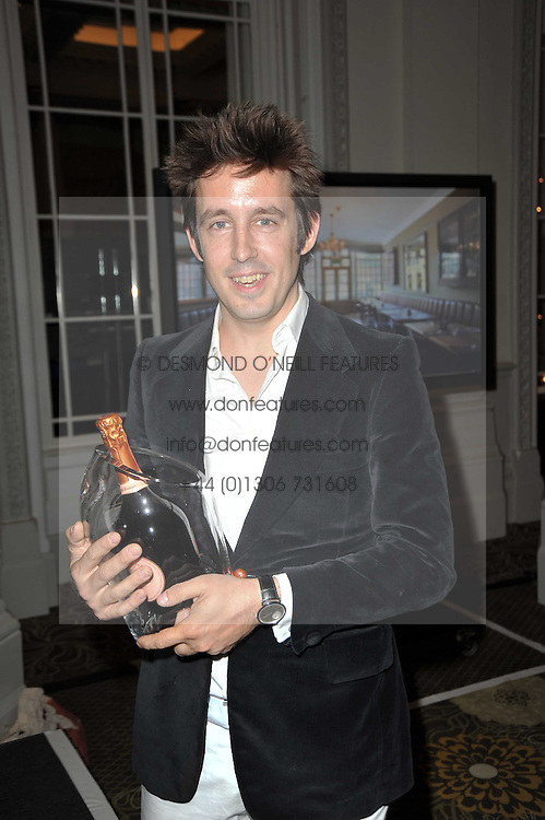 Chef JESSE DUNFORD WOOD at the Tatler Restaurant Awards 2011 held at the Langham Hotel, Portland Place, London on 9th May 2011.