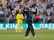 England v Australia, 4th ODI, 21 June 2018