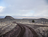 Steens Mountains in Eastern Oregon.