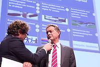 UTRECHT - Interpolis direkteur Arné van den Boom. Hockeycongres bij de Rabobank in Utrecht. FOTO KOEN SUYK