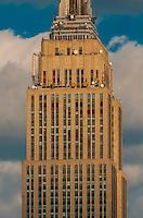 Empire State Building, New York, New York USA.