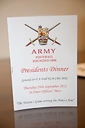 290911 Army Football Presidents Dinner (2011)