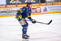 2020-01-17 | Rauma, Finland : Lukko (3) Lukas Klok during the game between Lukko-Kärpät in Kivikylän Areena ( Photo by: Elmeri Elo | Swe Press Photo )