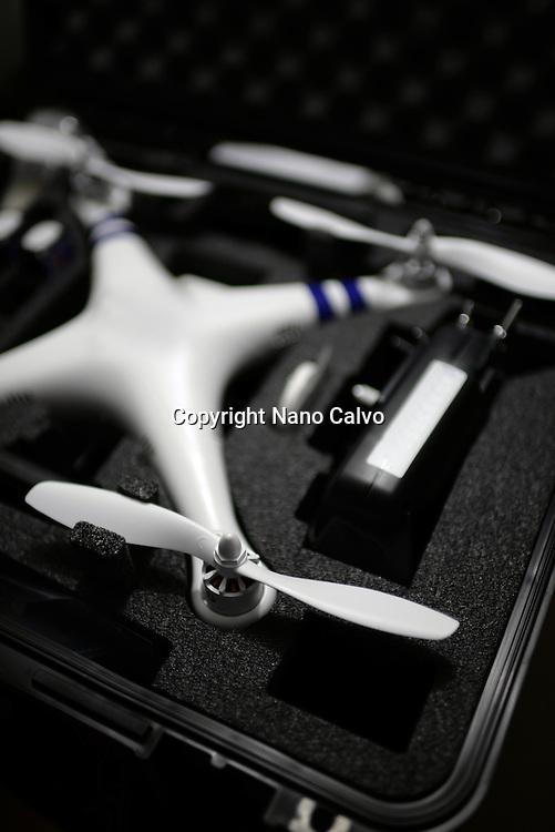 Phantom Drone in box