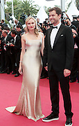 12.MAY.2011. CANNES<br /> <br /> DIANE KRUGER AND JOSHUA JACKSON ARRIVING ON THE RED CARPET FOR THE SLEEPING BEAUTY PREMIERE AT THE 64TH CANNES INTERNATIONAL FILM FESTIVAL 2011 IN CANNES, FRANCE.<br /> <br /> BYLINE: EDBIMAGEARCHIVE.COM<br /> <br /> *THIS IMAGE IS STRICTLY FOR UK NEWSPAPERS AND MAGAZINES ONLY*<br /> *FOR WORLD WIDE SALES AND WEB USE PLEASE CONTACT EDBIMAGEARCHIVE - 0208 954 5968*