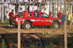 20120820 INCENDIO CENTRALE ELETTRICA FOCOMORTO