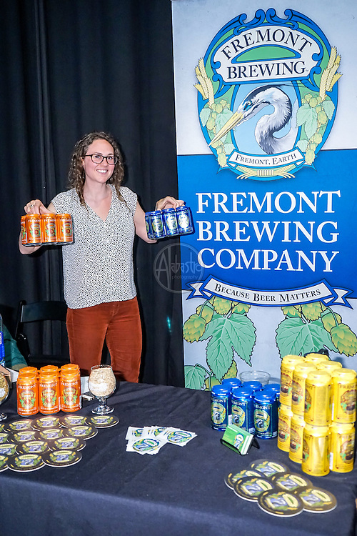 Fremont Neighborhood Expo 2015.
