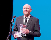 The Critics' Circle National Dance Awards 2016 <br /> at the Lilian Baylis Studio, Sadler's Wells, London, Great Britain <br /> <br /> 6th February 2017 <br /> <br /> Gary Clarke <br /> <br /> Photograph by Elliott Franks <br /> Image licensed to Elliott Franks Photography Services