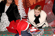 December 16, 2015 <br /> <br /> CHRISTMAS PALACE PRINCE ALBERT II AND PRINCESS CHARLENE present gifts CHILDREN OF THE PRINCIPALITY<br /> ©Exclusivepix Media