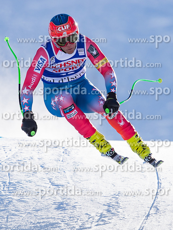 03.12.2016, Val d Isere, FRA, FIS Weltcup Ski Alpin, Val d Isere, Abfahrt, Herren, im Bild Steven Nyman (USA) // Steven Nyman of the USA in action during the race of men's Downhill of the Val d'Isere FIS Ski Alpine World Cup. Val d'Isere, France on 2016/12/03. EXPA Pictures © 2016, PhotoCredit: EXPA/ Johann Groder