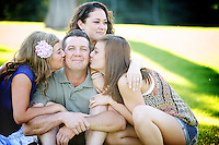 The Franks family and the Brazilian during their photo session Monday, July 4, 2011 at  North Pines Park in Coeur d'Alene.