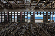 """Stunning images of the Abandoned political prison in Croatia <br /><br />Goli otok  meaning """"barren island""""; is a barren, uninhabited island that was the site of a political prison in use when Croatia was part of Yugoslavia. The prison was in operation between 1949 and 1989. The island is located in the northern Adriatic Sea just off the coast of Primorje-Gorski Kotar County, Croatia with an area of approximately 4 square kilometers (1.54 square miles).<br /><br />Despite having long been an occasional grazing ground for local shepherds' flocks, the barren island was apparently never permanently settled other than during the 20th century. Throughout World War I, Austria-Hungary sent Russian prisoners of war from the Eastern Front to Goli otok.<br />Goli otok seen from the mainland<br /><br />In 1949, the entire island was officially made into a high-security, top secret prison and labor camp run by the authorities of the Socialist Federal Republic of Yugoslavia, together with the nearby Sveti Grgur island, which held a similar camp for female prisoners. Until 1956, throughout the Informbiro period, it was used to incarcerate political prisoners. These included known and alleged Stalinists, but also other Communist Party of Yugoslavia members or even non-party citizens accused of exhibiting sympathy or leanings towards the Soviet Union. Many anticommunist (Serbian, Croatian, Macedonian, Albanian and other nationalists etc.) were also incarcerated on Goli otok. Non-political prisoners were also sent to the island to serve out simple criminal sentences and some of them were sentenced to death. A total of approximately 16,000 political prisoners served there, of which between 400 and 600 died on the island.<br /><br />The prison inmates were forced to labor (in a stone quarry, pottery and joinery), without regard to the weather conditions: in the summer the temperature would rise as high as 35 to 40 °C (95 to 104 °F), while in the winter they were subjected to the chill"""