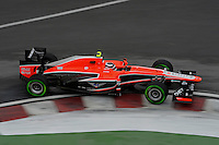 MOTORSPORT - F1 2013 - GRAND PRIX OF CANADA - MONTREAL (CAN) - 07 TO 09/06/2013 - PHOTO ERIC VARGIOLU / DPPI CHILTON MAX (GBR) MARUSSIA MR02 - ACTION