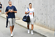 Andrea Cinciarini<br /> Nazionale Italiana Maschile Senior - Trentino Basket Cup 2019<br /> Italia Italy Romania Romania<br /> FIP 2019<br /> Trento, 30/07/2019<br /> Foto M.Ceretti / Ciamillo-Castoria