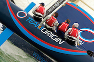 TEAMORIGIN on Day 2 of the iShares Cup in Cowes