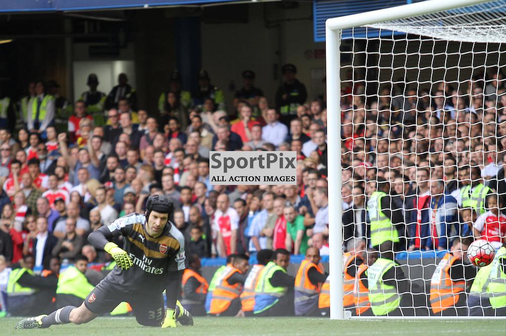 Petr Cech is beaten again by Eden Hazard's late winner