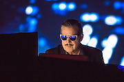 Yello  im  Kraftwerk in Berlin am 29.October 2016. Foto: Rüdiger Knuth