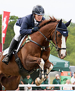 Zara Tindal Competes At Houghton Horse Trials