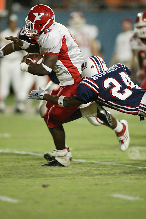 2002 YOUNGSTOWN STATE UNIVERSITY Football