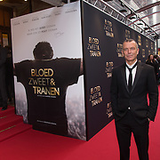 NLD/Amsterdam/20150330 - Premiere Bloed, Zweet en Tranen, Raymond Thiry