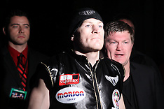 March 5, 2011: Saul Alvarez vs Matthew Hatton