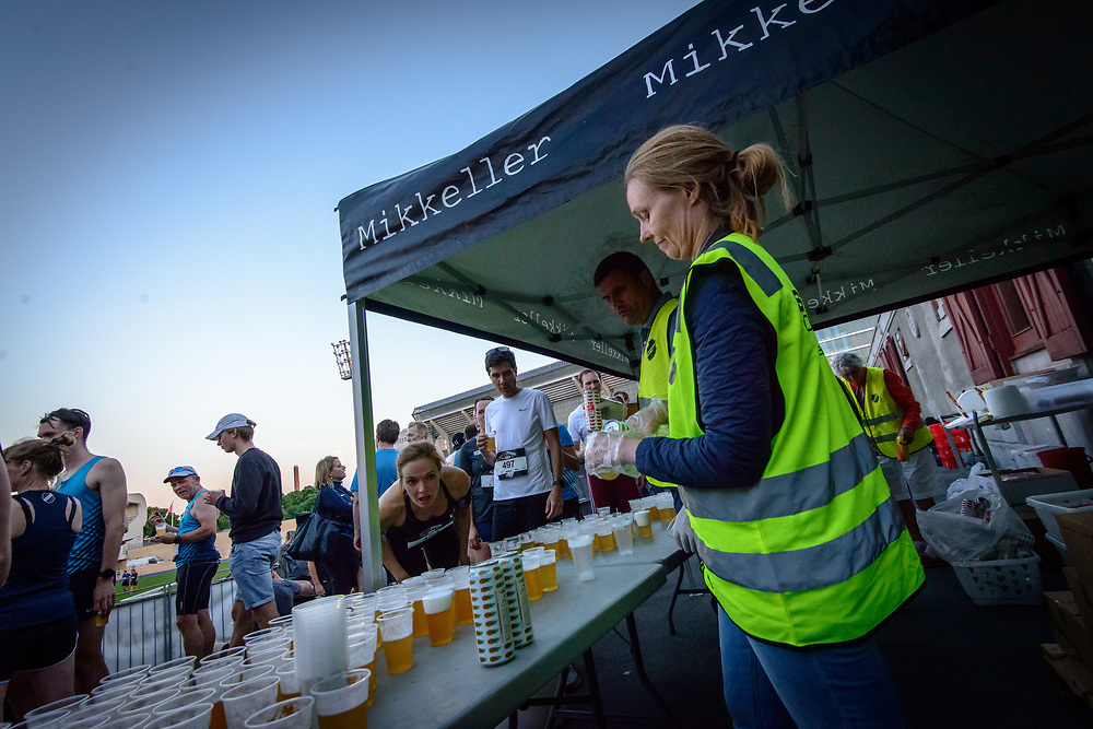 Images from the Mikkeller Aftensløb held at Sparta Stadium