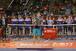 October 8, 2017 - Tokyo, Japan - GOFIN,David  (Credit Image: © Panoramic via ZUMA Press)