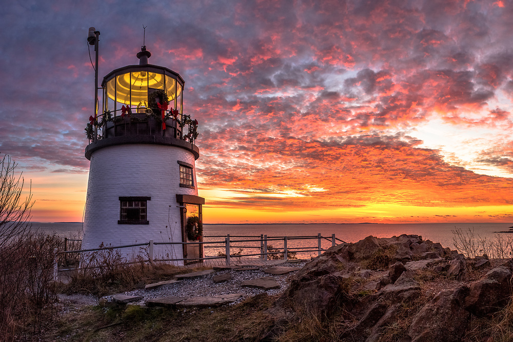 Fit For Less Near Me >> Owls Head Sunrise | Coast of Maine Photography by Benjamin Williamson