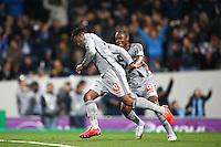 Joie Michy BATSHUAYI - 06.03.2015 - Toulouse / Marseille - 28eme journee de Ligue 1<br />Photo : Manuel Blondeau / Icon Sport