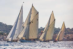2018 Classic Yachts in Saint Tropez