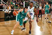 DESCRIZIONE : Avellino Lega A 2011-12 Sidigas Avellino Benetton Treviso<br /> GIOCATORE : Sani Becirovic<br /> SQUADRA : Benetton Treviso<br /> EVENTO : Campionato Lega A 2011-2012<br /> GARA : Sidigas Avellino Benetton Treviso<br /> DATA : 22/10/2011<br /> CATEGORIA : palleggio<br /> SPORT : Pallacanestro<br /> AUTORE : Agenzia Ciamillo-Castoria/A.De Lise<br /> Galleria : Lega Basket A 2011-2012<br /> Fotonotizia : Avellino Lega A 2011-12 Sidigas Avellino Benetton Treviso<br /> Predefinita :