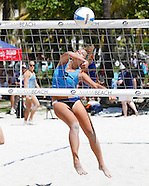 FIU Sand Volleyball South Beach 2014 Part I