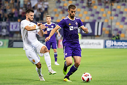 Mitja Viler of NK Maribor during 2nd Leg football match between NK Maribor and FK Partizani Tirana in 1st Qualifying Round of UEFA Europa League 2018/18, on July 19, 2018 in Ljudski vrt, Maribor, Slovenia. Photo by Urban Urbanc / Sportida