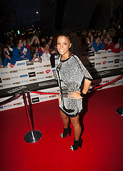 Ms. Dynamite,.Arrivals on the red carpet at the MOBO Awards 2011 at the SECC on October 5, 2011 in Glasgow, Scotland..Pic © Michael Schofield.
