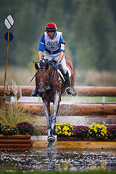 Carlile Thomas (FRA) - Tenareze<br /> FEI World Championship Young Eventing Horses <br /> Mondial du Lion - Le Lion d'Angers 2013<br /> © Dirk Caremans