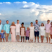 Farris Family Beach Photos