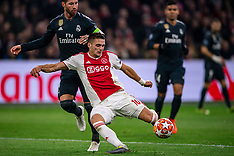 20190213 NED: Champions League AFC Ajax - Real Madrid, Amsterdam