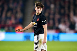 Daniel James of Manchester United - Mandatory by-line: Robbie Stephenson/JMP - 24/11/2019 - FOOTBALL - Bramall Lane - Sheffield, England - Sheffield United v Manchester United - Premier League