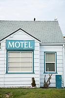 Seaside, Oregon.