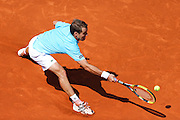 Roland Garros. Paris, France. May 29th 2012.French player Richard GASQUET against Jurgen ZOPP.