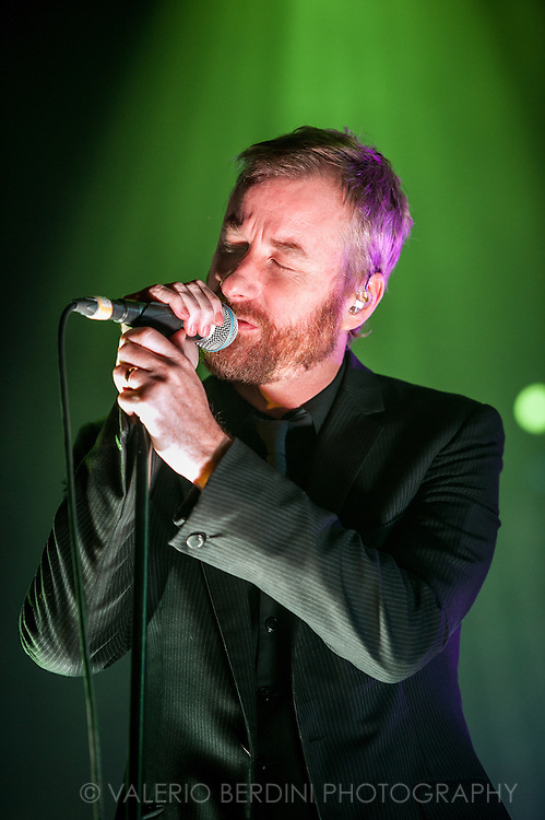 The National live at the Brixton Academy on 1 Dec 2010