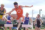 15295Track & Field 4-6-02: Photos:  John McGann
